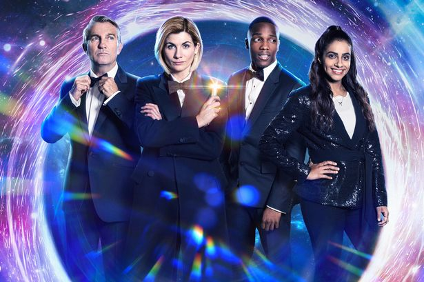 Serial Drama Doctor Who